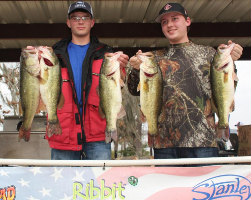 December detx won by pirate bass club for Sam rayburn lake fishing report