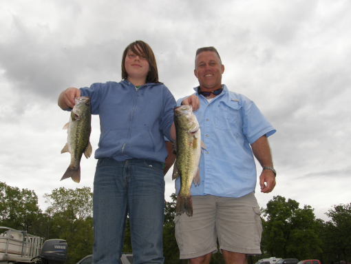Crappie and bass fishing report for may 16 2013 for Sam rayburn lake fishing report