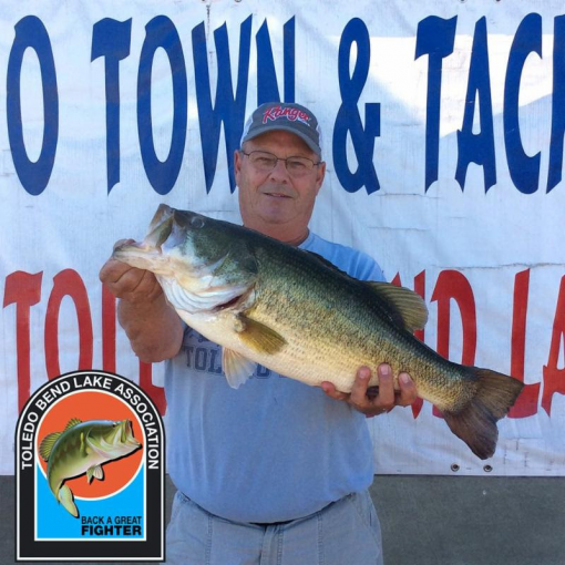Lunker numbers are on the rise for Toledo bend fishing report