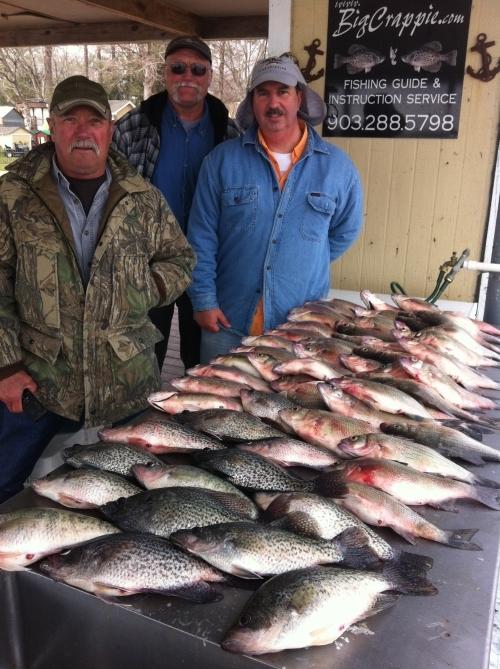 Cedar creek lake fishing report 2 21 12 for Cedar creek fishing report