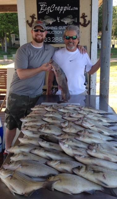 Cedar creek lake fishing lake report from for Cedar creek fishing report