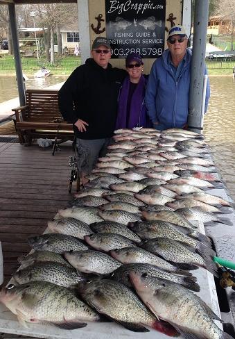 3 18 15 fishing for Cedar creek fishing report