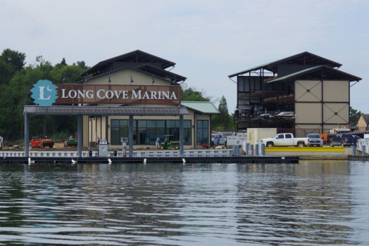 Buxton Marine Opening At Long Cove To Residents Public