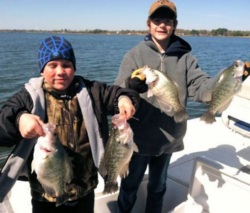 March 14 2013 fishing report with for Cedar creek lake fishing