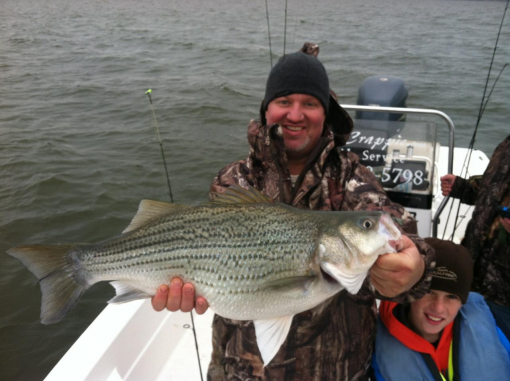Fishing cedar creek lake with lake and for Kentucky lake crappie fishing report