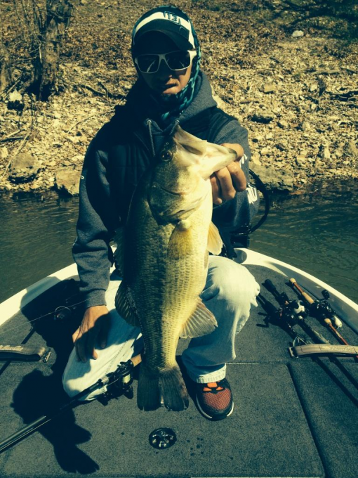 grand lake fishing report for april 28 2014