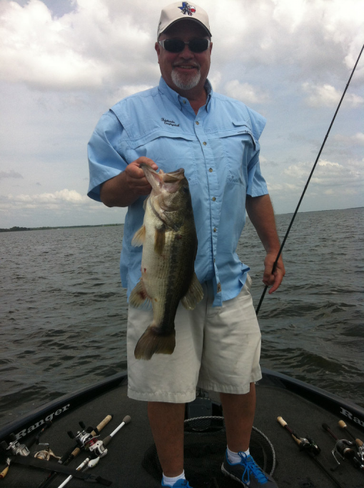 Lake fork fishing report 2015 for Lake fork fishing guides