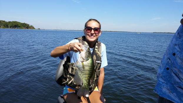 Lake fork fishing report for october 5 2015 for Lake fork fishing guides