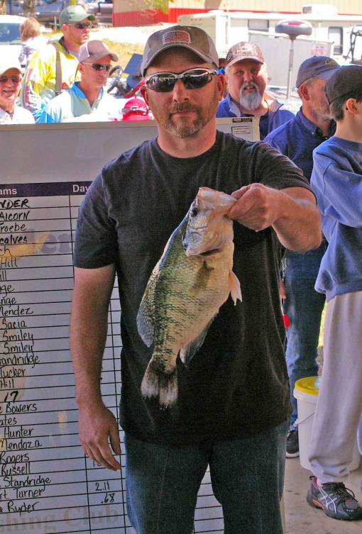 Crappie anglers of texas 3rd annual crappiefest on lake fork for Lake fork texas fishing report