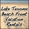 Lake Texoma Beachfront Rentals
