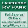 LakeRidge RV park