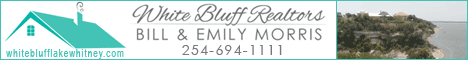 Lake Whitney Real Estate - White Bluff Realtors