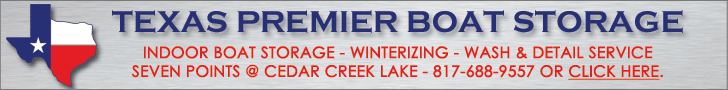 Cedar Creek Lake Boat Storage