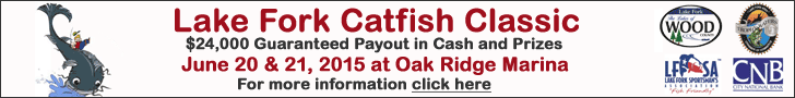 Lake Fork Catfish Classic