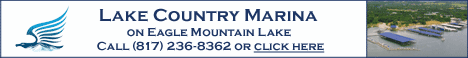 Lake Country Marina on Eagle Mountain Lake