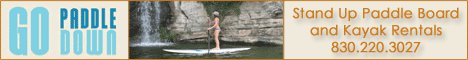 Paddle Board Rentals on Lake LBJ