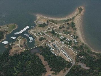 Big Mineral Resort Marina And Campground Lake Texoma