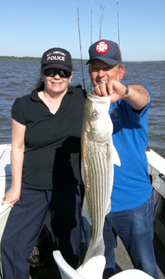 Anthony 39 s lake texoma fishing guide service lake texoma for Fishing guides on lake texoma