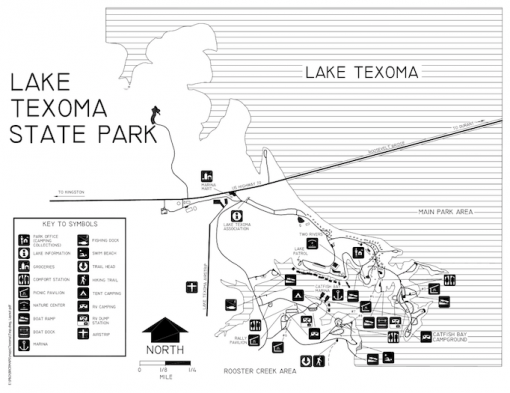 Lake Texoma State Park Lake Texoma