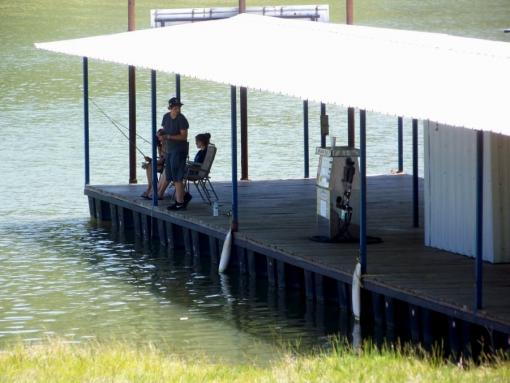 Powell Park Marina Lake Sam Rayburn