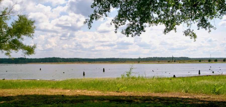 Six mile marina toledo bend lake for Toledo bend fishing map