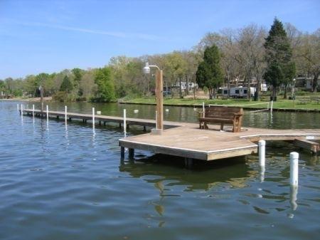 Cherokee Landing Campground And Resort Cedar Creek Lake