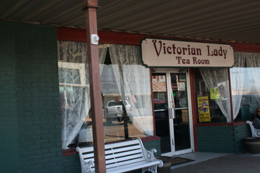 Victorian Lady Tea Room Mabank Texas