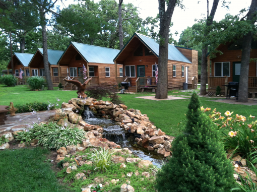 Vrbo grand lake o the cherokees vacation rentals for Vacation cabin rentals in oklahoma