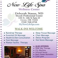 New Life Spa Grand Lake Ok