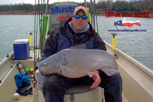 Eagle mountain lake catfish guide eagle mountain lake for Guided fishing trips in texas