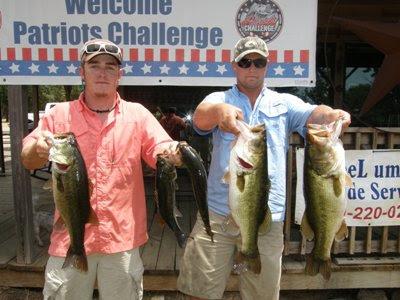 Patriots challenge open bass fishing tournaments lake for Open bass fishing tournaments