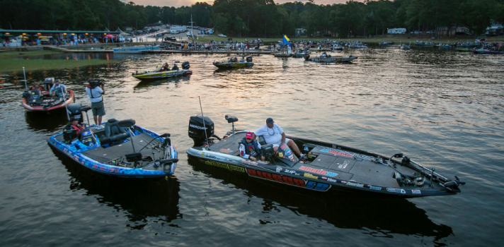 Army recreation site bass tournament toledo bend lake for Toledo bend fishing map