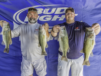 Albert Collins and Clayton Boulware win at Rayburn