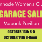 Pinnacle Women's Club Garage Sale