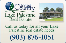 Lake Palestine Real Estate