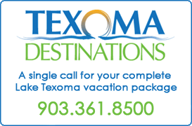 Your Lake Texoma Vacation Specialists