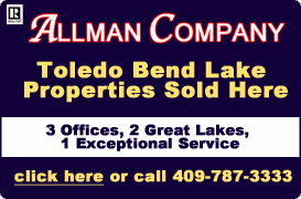 Toledo Bend Real Estate
