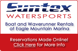 Eagle Mountain Lake Boat Rentals