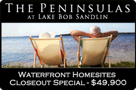 The Peninsulas at Lake Bob Sandlin