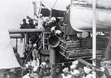"Aboard the ""Komagata Maru"""