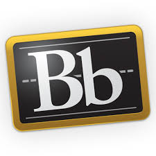 "Blackboard Inc. Corporate Logo (Letters ""B"" and ""b"" on slate)"