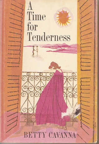 cover, Betty Cavanna, A Time for Tenderness