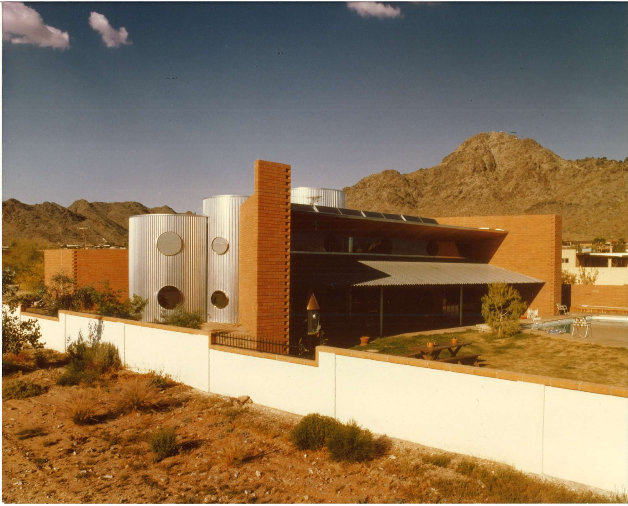 William P Bruder Arizona Architecture From The Archives Libguides At Arizona State University