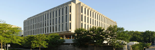 Photo of Hillman Library