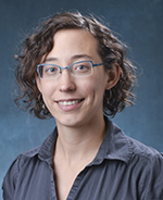 Picture of librarian Rebecca Kuglitsch