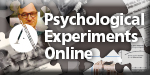logo for Psychological Experiments Online