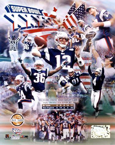 2002 New England Patriots