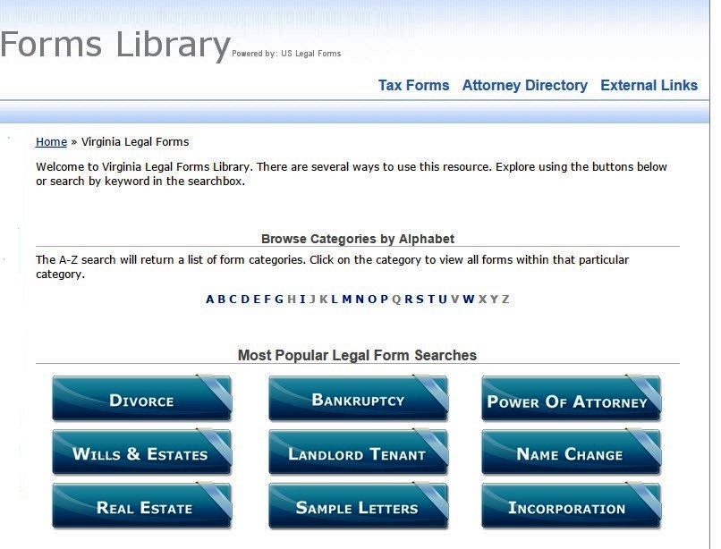 About About Legal Forms Research Portal At Arlington Public Library - Legal forms