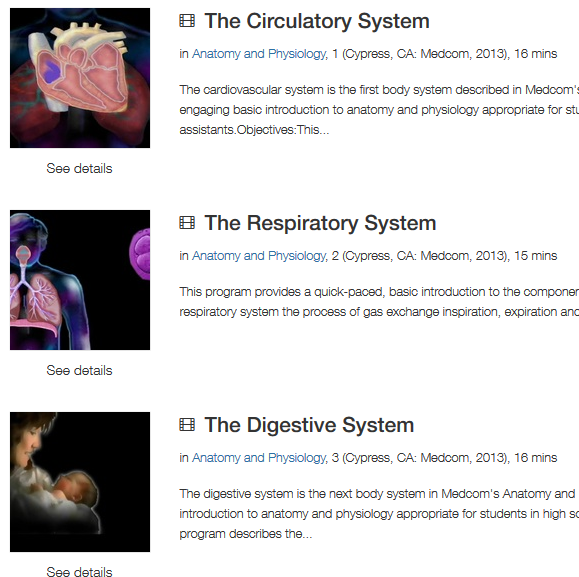 Streaming Videos - Biology & Chemistry Resources - LibGuides at ...
