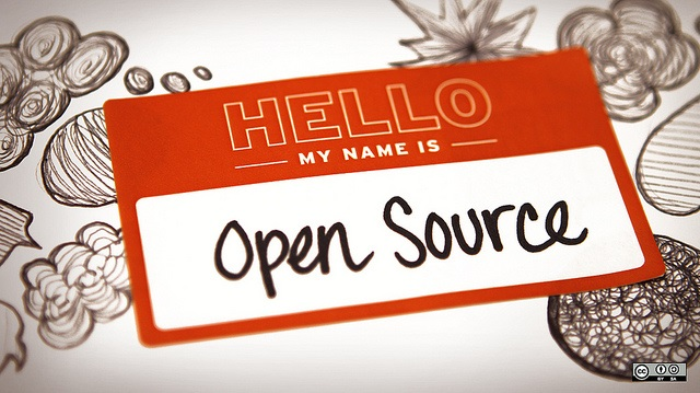 Hello My Name is Open Source